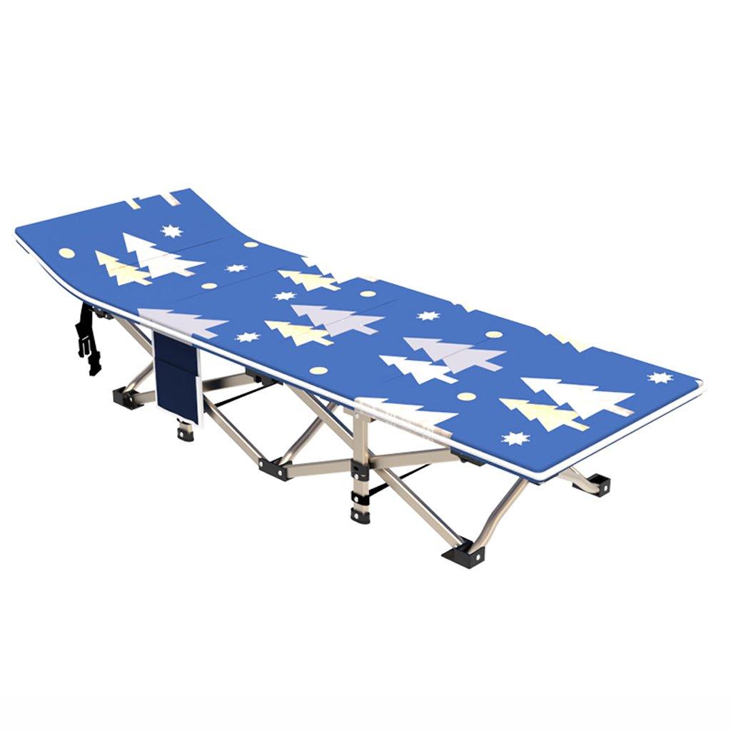 TangMengYun Klappbett Einzelbett Büro Siesta Bed Home Couch Erwachsenen Portable Bett Camping Bett