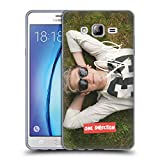 Official One Direction Niall With Shades Solo Photographs Autographed Soft Gel Case for Samsung Galaxy On7