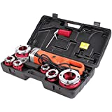 "2"" Portable Electric Pipe Threading Machine Threader"