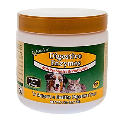 NaturVet Digestive Aid Pet Supplement from NATURVET / GARMON CORP
