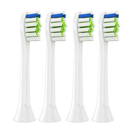 Repuesto de cabezas de cepillos de dientes Compatible con ...