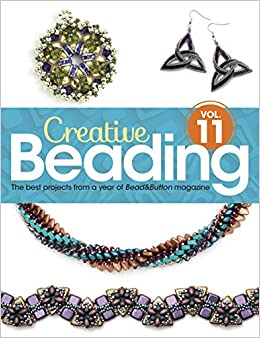 Creative beading vol 11 the best projects from a year of creative beading vol 11 the best projects from a year of beadbutton magazine editors of beadbutton magazine 9781627002820 amazon books fandeluxe Images