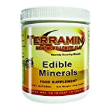 *NEW* Terramin Montmorillonite (Calcium Bentonite) Clay Powder - 450g - 100% Natural Edible Clay - As approved by NASA & recommended by The Gerson Institute.