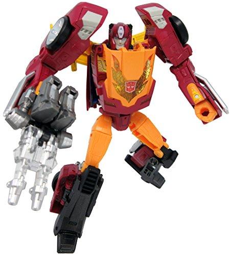 Transformers Legends LG45 Targetmaster Hot Rod ()