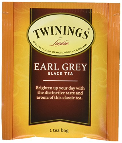 Twinings Earl Grey Tea, Tea Bags, 20 ct