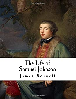The Life of Samuel Johnson book cover