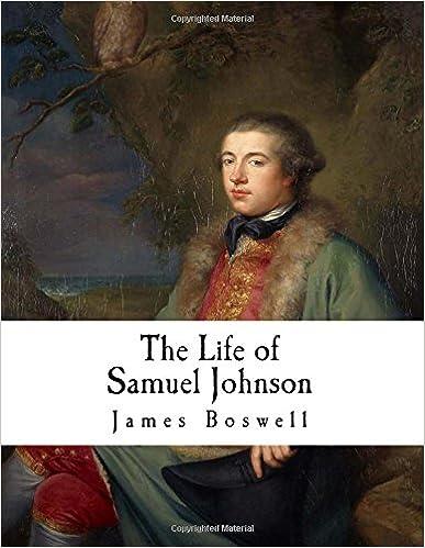 best biography books : The Life of Samuel Johnson
