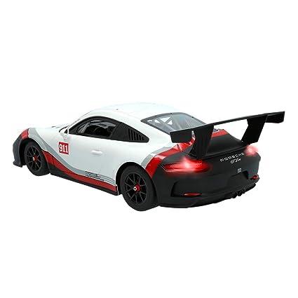 Rastar - Coche radiocontrol Porsche 911 GT3 CUP, escala 1:14 (ColorBaby 41266): Amazon.es: Juguetes y juegos