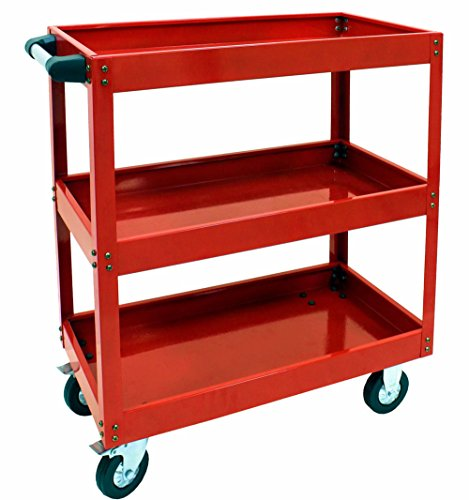 4 drawer service cart - 7