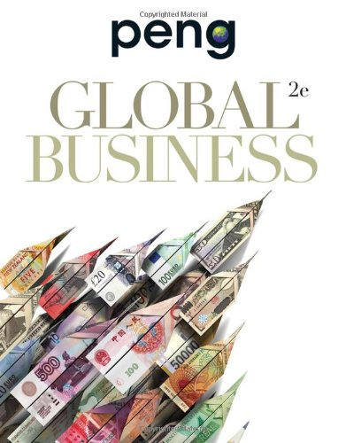 Global Business (Available Titles CourseMate)