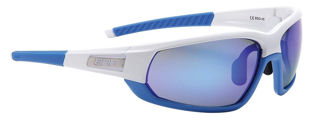 BBB lunettes de soleil et de sport adapt bSG - 45 - Multicolore - Blanc/bleu YL7LvbPD