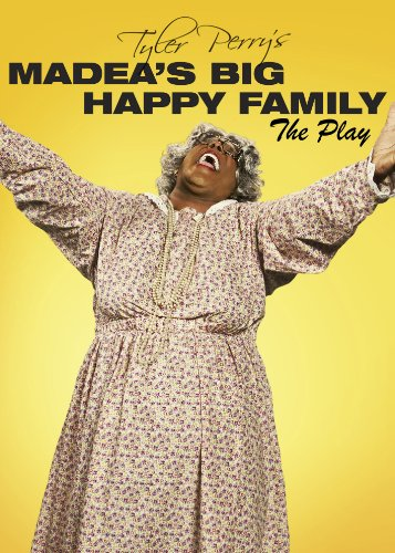 Tyler Perry's Madea's Big Happy Family (Play) [DVD]
