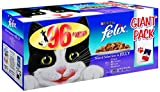 Felix Mixed Selection in Jelly Wet Cat Food Pouch, 100 g (Pack of 96) Bild