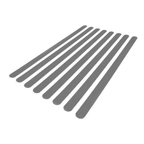 16er Set PVC-Endkappen f/ür Systemprofile Aluminiumprofile Konstruktionsprofile 40x40 mm