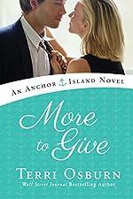 More to Give (An Anchor Island Novel Book 4)
