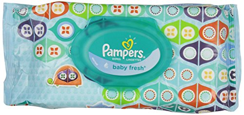 Fresh Baby Wipes - 8