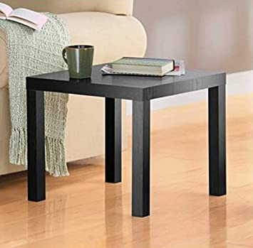 DHP Small Sofa End Table