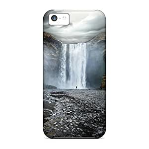 linJUN FENGAwesome Case Cover/ipod touch 5 Defender Case Cover(iceland Skogafoss)