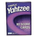 : Triple Yahtzee Score Pads