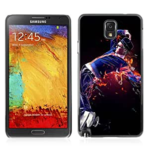 Designer Depo Hard Protection Case for Samsung Galaxy Note 3 N9000 / Cool Dancer In Colors