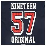 1957-Original-Mens-60th-Birthday-Gift-T-Shirt