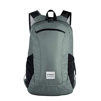 5f60512761 Pawaca Ultra Lightweight Packable Backpack Water Resistant Hiking Daypack  for Men Women