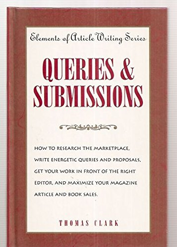 Pdf Reference Queries & Submissions (Elements of Article Writing)
