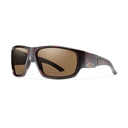 9fd3a4a456 Amazon.com   Smith Optics Dragstrip Sunglass with Polar Brown Carbonic TLT  Lenses