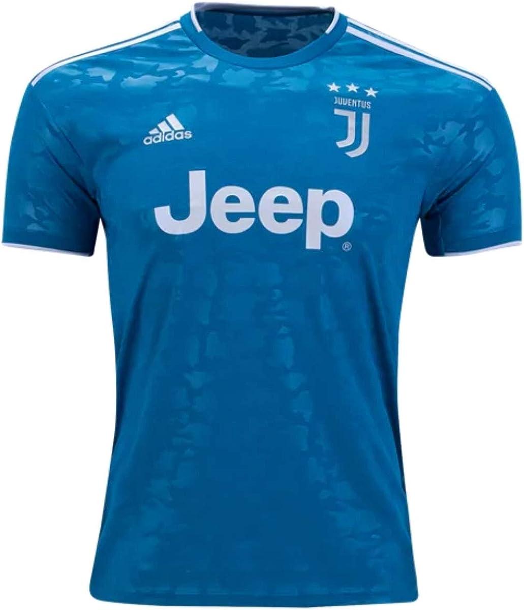 Amazon Com Adidas 19 20 Juventus 3rd Youth Jersey X Large Clothing