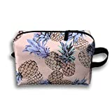 Build U Unisex Pineapple Funny Travel Beach Pouch