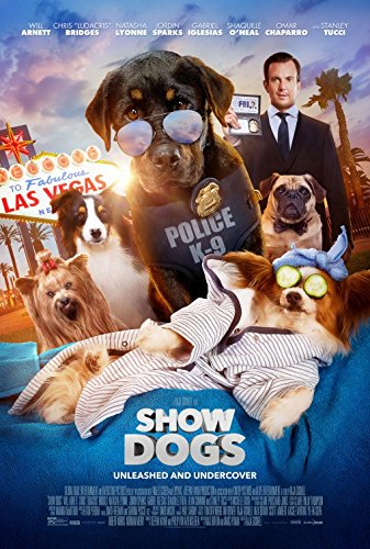 Show Dogs (2018) Original  Movie Poster -11x17