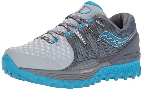 Blue Running Shoes Iso Grey Xodus 2 Women's Saucony 0wZpRR