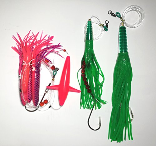 Birds Daisy Chain - Green Machine Lures Combo D