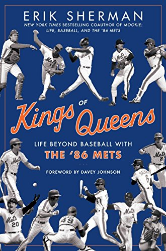 Johnson Mlb Baseball (Kings of Queens: Life Beyond Baseball with the '86 Mets)