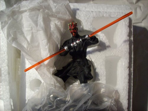 Statue Maul Darth (Darth Maul Resin Figurine)