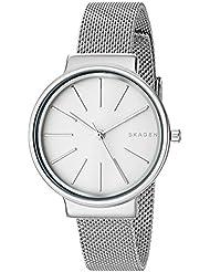 Skagen Womens SKW2478 Ancher Stainless Steel Mesh Watch