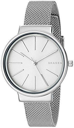Skagen Women's SKW2478 Ancher Stainless Steel Mesh Watch