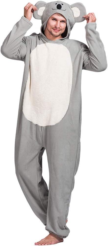 EraSpooky Unisex Animal Koala Disfraces Disfraz Fiesta de ...