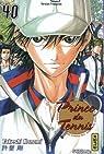 Prince du Tennis, tome 40 par Konomi