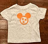 Tennessee Mickey Mouse Shirt - Kid's Sizes