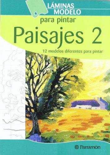 Descargar Libro Laminas Modelo Para Pintar Paisajes 2 Equipo Parramon