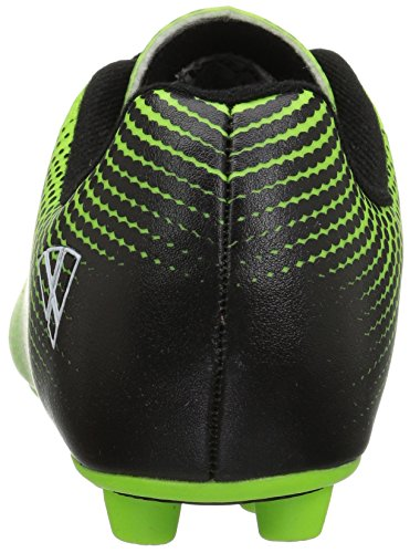 Vizari Unisex Stealth FG Green/Black Size 2 Soccer Shoe M US Little Kid by Vizari (Image #2)