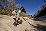 """FLOW Surf Skates Swell 33"""" Surf Skateboard with"""