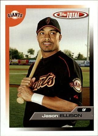 Amazoncom 2005 Topps Total Baseball Card 563 Jason