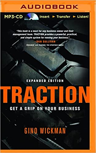 Book Traction: Get a Grip on Your Business