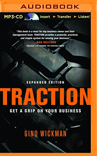 Traction: Get a Grip on Your - English New Concept Mp3