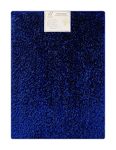 Compare Price: Royal Blue Bath Rug