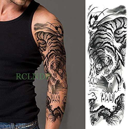 ljmljm 3pcs Adhesivo Impermeable Tatuaje del Ojo de pájaro de Rose ...