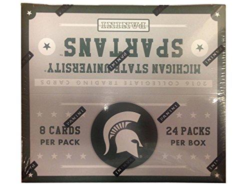 Michigan State Spartans Card Box - 6