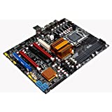 New desktop motherboard X58 Extreme boards LGA 1366 DDR3 24GB ATX mainboard for X5570 X5650 W5590 X5670 L5520 CPU